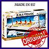 ТОП! Конструктор COBI Титаник, 600 деталей Круизный лайнер Titanic COBI-1914A (Made in EU) - Фото