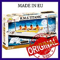 Конструктор COBI Титаник, 600 деталей Круизный лайнер Titanic COBI-1914A ПОЛЬША