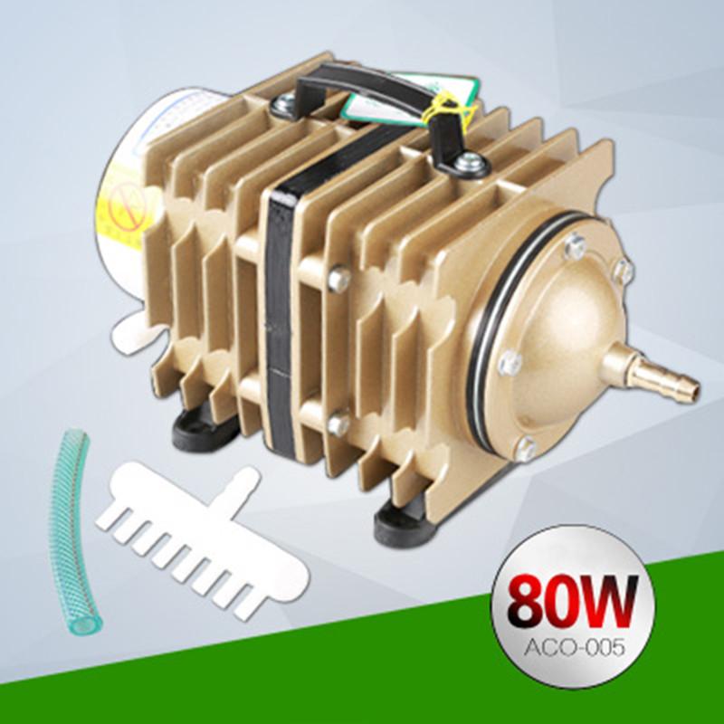 Компрессор SunSun ACO-005, 70 л/мин, 80 W