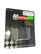 Колодки тормозные (диск) передние HONDA DIO Mototech [200/cs]