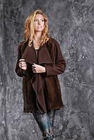 Пальто из кашемира и датской норки , фото 1