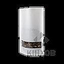 Пакет Дой-Пак крафт РЕ білий + вікно 130*200 дно (32+32), фото 2