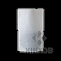 Пакет Дой-Пак крафт РЕ білий + вікно 130*200 дно (32+32), фото 3
