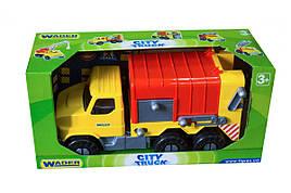 Мусоровоз City Truck  Wader