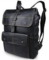 Рюкзак Vintage 14377 Черный, Черный, фото 1