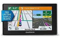 Автомобильный GPS Навигатор Garmin DriveSmart 51 EU LMT