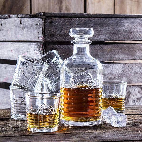 Набор для виски OFFICYNA BORMIOLI