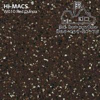 Акриловыйкамень LG Hi-Macs Lucia W010 Red Quinoa Днепр