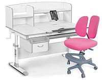 Комплект Evo-kids Evo-50 G Grey (арт. Evo-50 G + кресло Y-408 KP)