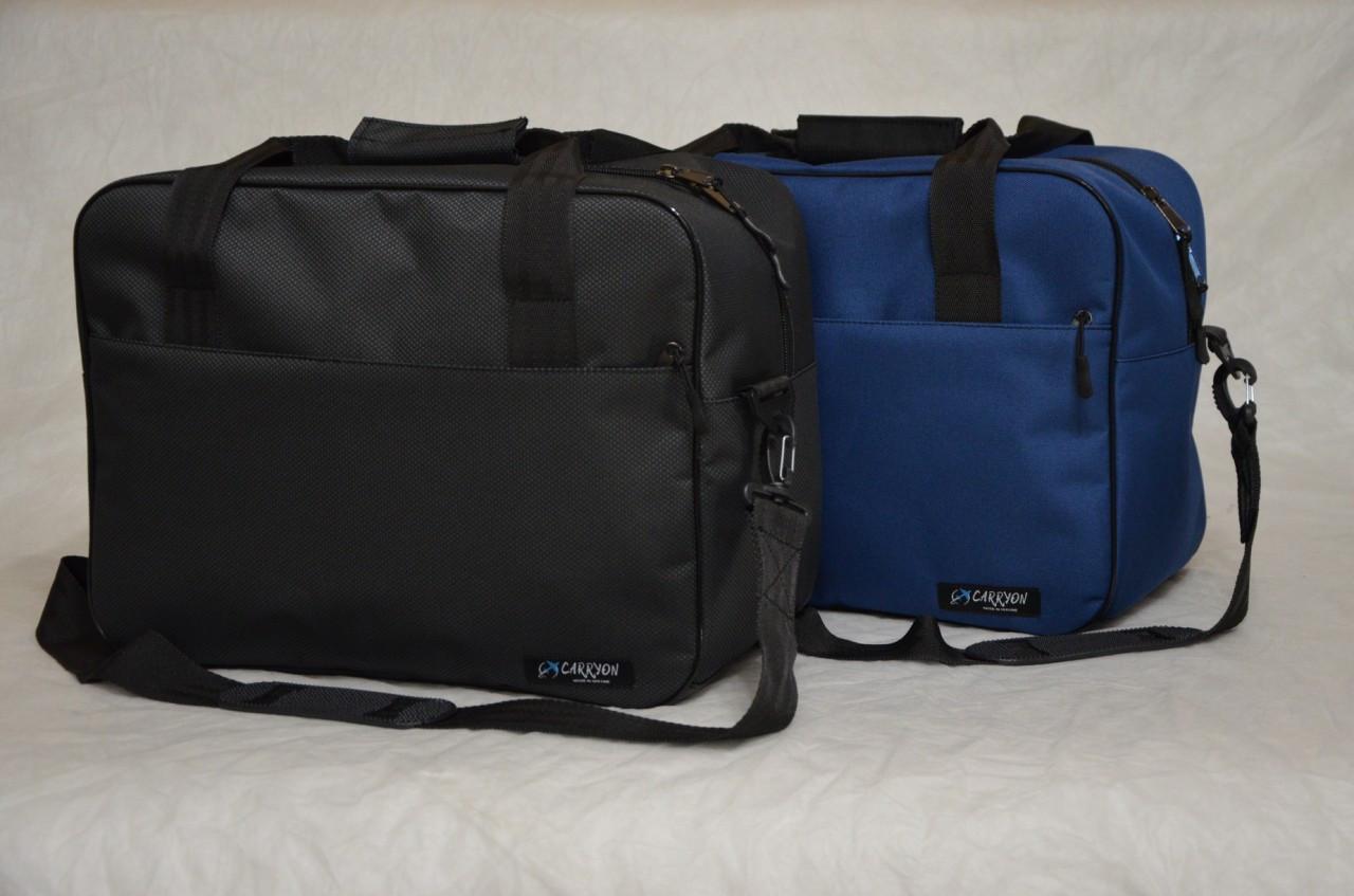 Сумка CARRYON ручная кладь 40*25*20 wizzair ryanair /сумка для лоукоста, для самолета, городская сумка