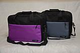 Сумка CARRYON ручная кладь 40*25*20 wizzair ryanair /сумка для лоукоста, для самолета, городская сумка, фото 2