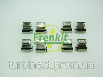 Монтажный комплект тормозных колодок CITROEN BERLINGO; C4; FIAT DOBLO; FORD TRANSIT FRENKIT 901218
