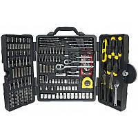Набір інструментів STANLEY універсальний, 210 інструментів для різних завдань (STHT5-73795)