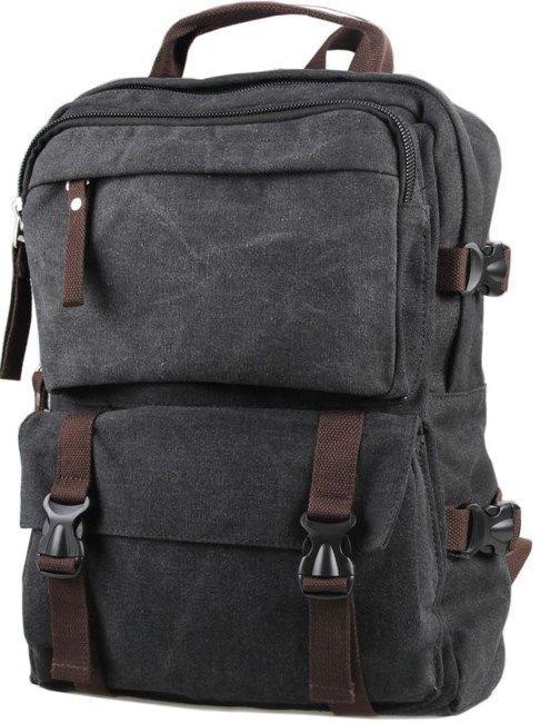 Рюкзак большой Vintage 14589 Серый