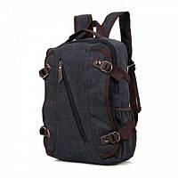 Рюкзак Vintage 14593 Черный, Черный