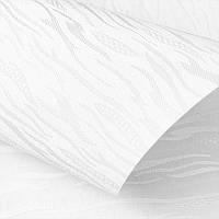 Рулонные шторы Lazur. Тканевые ролеты Лазурь (Ван Гог) Белый 2018, 46