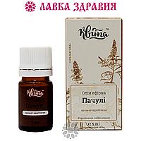 Ефірна олія Пачулі, 5 мл, Квіта, фото 1