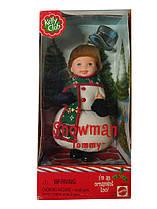 Коллекционная кукла Барби Томми Снеговик Barbie Tommy Snowman 2001 Mattel 50377
