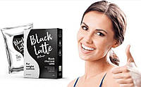 Black Latte - Угольный Латте для похудения (Блек Латте) пакет, фото 1