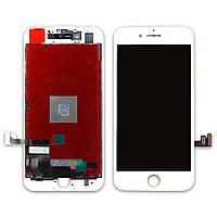 Модуль iPhone 7G white белый дисплей экран, сенсор тач скрин для телефона смартфона