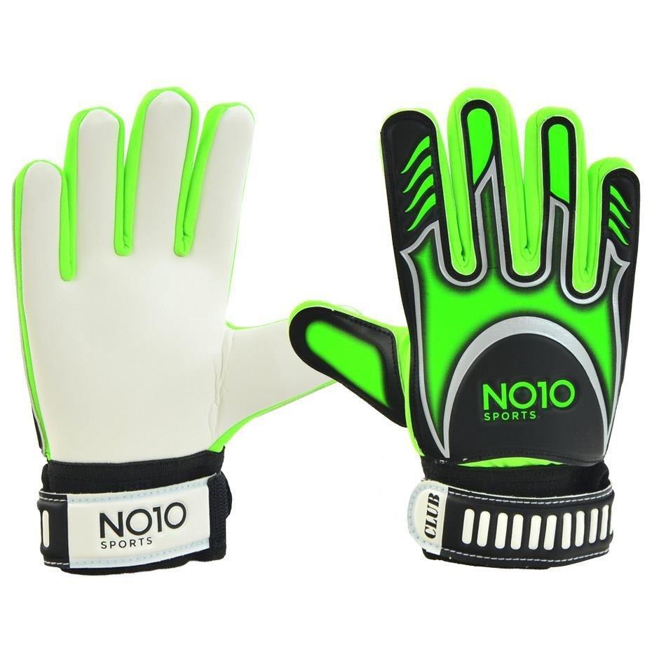 Перчатки вратарские NO10 Club Green