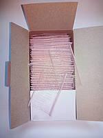 Ярлыкодержатель 50 мм розовый PINK (5000шт), фото 1