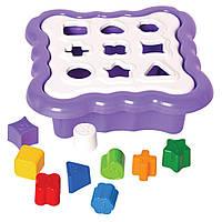 Детская развивающая игрушка сортер Умные фигурки