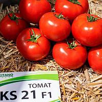 Насіння томату KS 21 F1 (Kitano) 500c