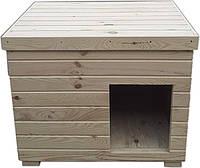 Будка для овчарки и больших пород разборная с съёмной крышей, фото 1