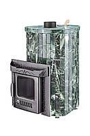"""Печь для бани до 18 м3. """"Ламель Мини ПФ Змеевик"""" (с кассетами в комплекте), фото 1"""
