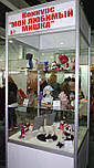 Конкурс авторських робіт «Мій улюблений ведмедик» на виставці ляльок та Тедді «Модна лялька», фото 4