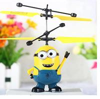 Интерактивная игрушка DIY летающий миньон