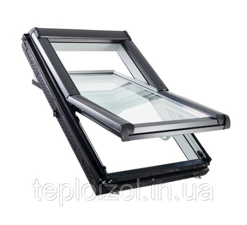Мансардне вікно Roto Designo R45 Н 65х140