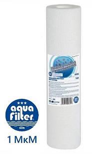 Полипропиленовый картридж Aquafilter FCPS (1 мкм)