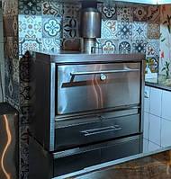 Хоспер печь на древесных углях ПДУ 800