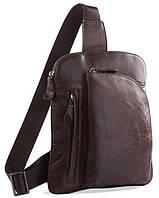 Рюкзак Vintage 14186 кожаный Коричневый, фото 1