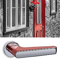 Дверная ручка для входной и межкомнатной двери Convex, модель 2015. Греция