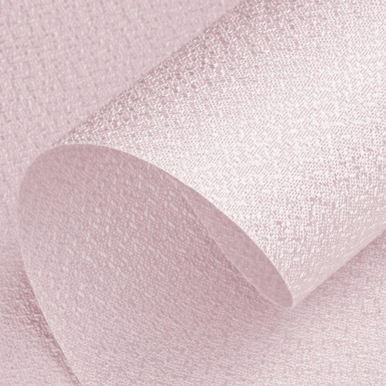 Рулонные шторы Pearl. Тканевые ролеты Перл 111.5, Розовый 50