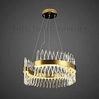 Люстра LED неоклассика 921-19031-LED 30W GD