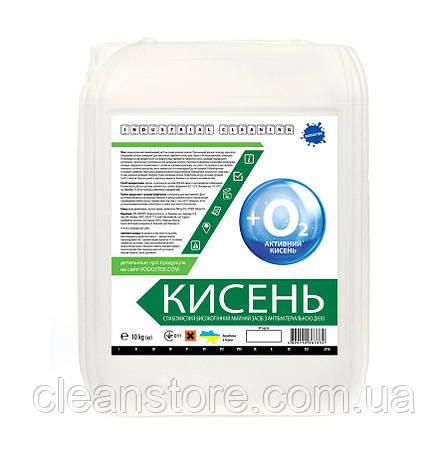 """Слабокислотное высокопенное моющее средство с антибактериальным действием """"КИСЛОРОД"""" 10 кг, фото 2"""