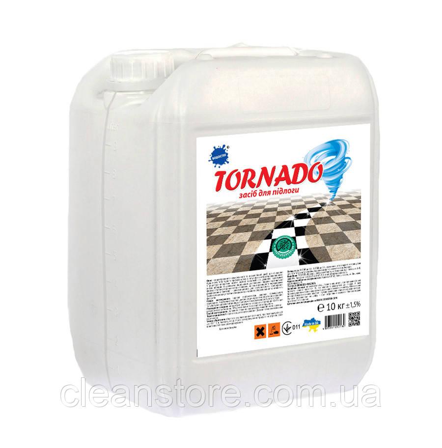"Средство для уборки пола ""TORNADO"", 10 кг"