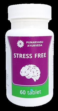 Стрессфри, увеличение энергии и концентрации, 60 таб