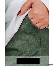 Костюм брючный женский размеры: 50-64, фото 3