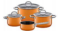 Набор посуды Silit Passion Orange