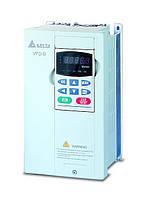 Преобразователь частоты Delta Electronics, 2,2 кВт, 230В,1ф.,векторный, общепромышленный,VFD022B21A
