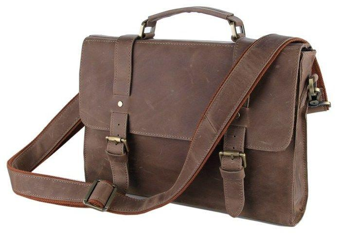 Портфель Vintage 14147 Коричневый