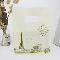 Пакет банан 45 x 55 см / (уп-100 шт)