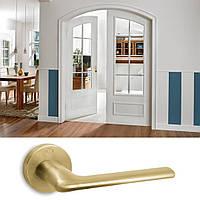 Дверная ручка для входной и межкомнатной двери Convex, модель 1485. Греция
