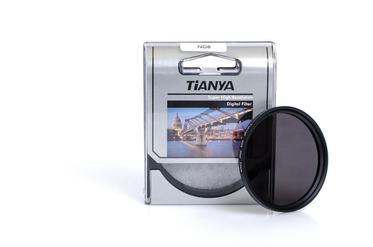 Нейтрально-серый фильтр Tianya ND8 62 мм