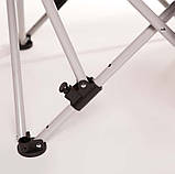 "Кресло складное ""Директор"" d19 мм (синий), фото 4"